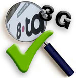 8ta 3G checkmarked image