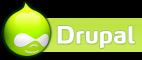 drupal CMS green logo