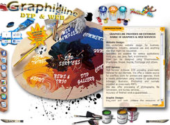 Graphicline Frontpage Image