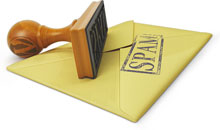 Rubber-stamp-out Spam