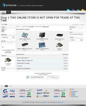 WP Online Store - Otgaar Computer Technology