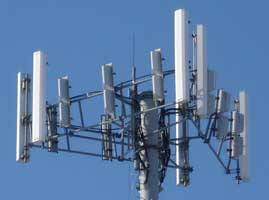 3g tower antennas