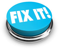 fix it button graphic