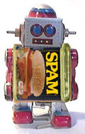 spambot graphic image