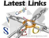 Google Webmaster Tools Latest Links to Site icon