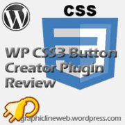 WP CSS3 Button Creator icon