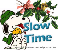 slow time snoopy icon