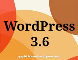 wordpress 3.6 icon