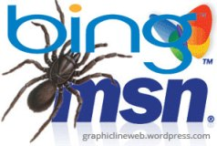 image of bing and msn bot logo