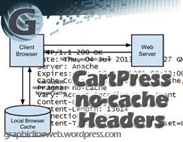 thecartpress sends no-cache headers icon