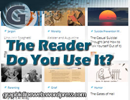 do you use reader featured image