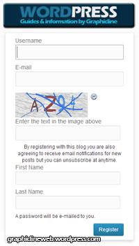 registration form image