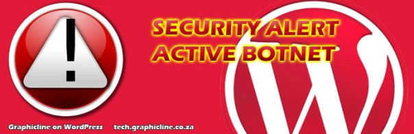 wordpress security alert banner image