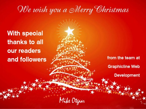 graphiclineweb christmas card