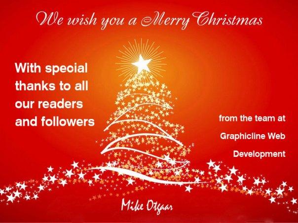 graphiclineweb christmas card