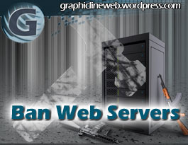 image for ban web server article